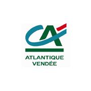 Logo Crédit Agricole Atlantique Vendée - Référence