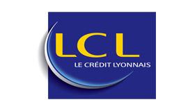 Logo LCL référence client