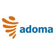 Logo adoma - Référence