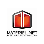 Logo materiel.net - Référence Elemen