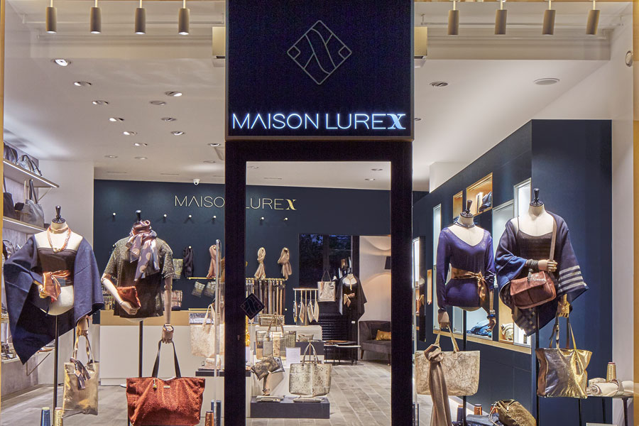 AGENCEMENT BOUTIQUE MAISON LUREX