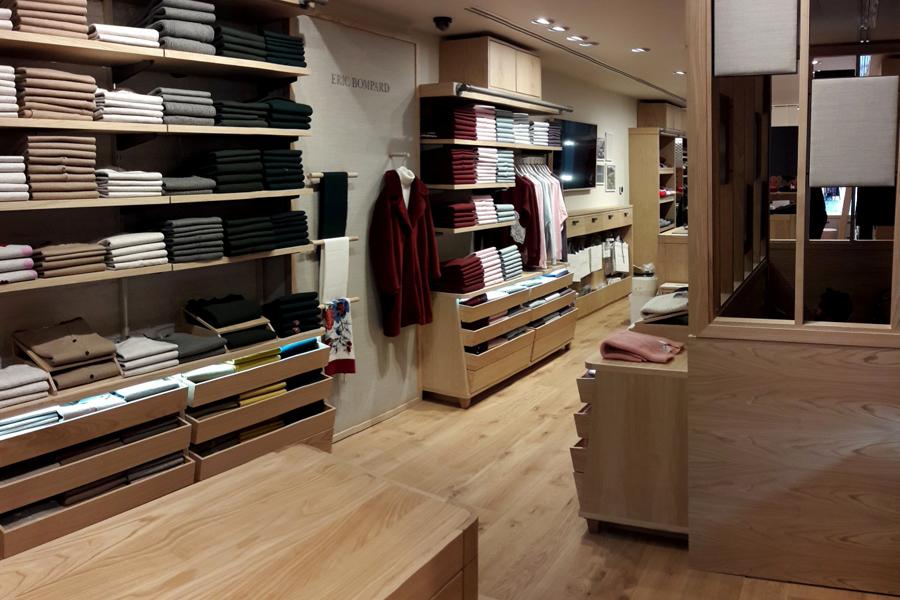 meubles sur-mesure boutique eric bompard lille